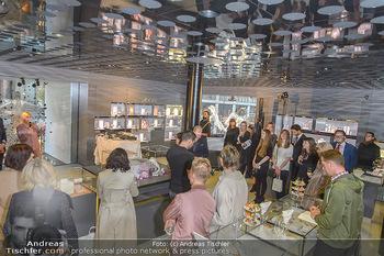 Swarovski Kunstinstallation - Swarovski Store Wien - Mo 08.04.2019 - 17