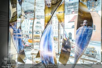 Swarovski Kunstinstallation - Swarovski Store Wien - Mo 08.04.2019 - 18