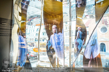 Swarovski Kunstinstallation - Swarovski Store Wien - Mo 08.04.2019 - Kunstwerk19