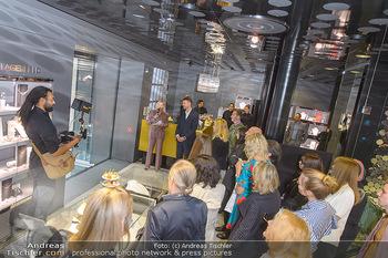 Swarovski Kunstinstallation - Swarovski Store Wien - Mo 08.04.2019 - 22