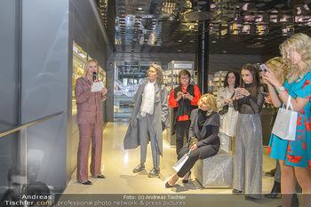 Swarovski Kunstinstallation - Swarovski Store Wien - Mo 08.04.2019 - 25