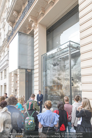 Swarovski Kunstinstallation - Swarovski Store Wien - Mo 08.04.2019 - 30