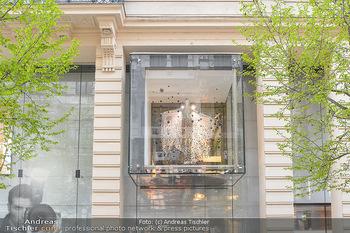 Swarovski Kunstinstallation - Swarovski Store Wien - Mo 08.04.2019 - 32