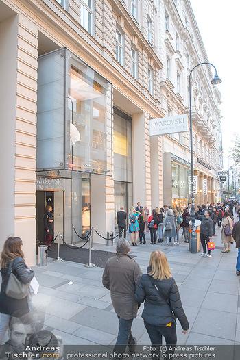 Swarovski Kunstinstallation - Swarovski Store Wien - Mo 08.04.2019 - 34