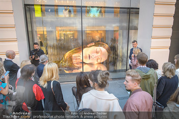 Swarovski Kunstinstallation - Swarovski Store Wien - Mo 08.04.2019 - 36