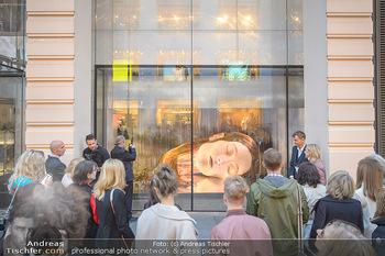 Swarovski Kunstinstallation - Swarovski Store Wien - Mo 08.04.2019 - 38