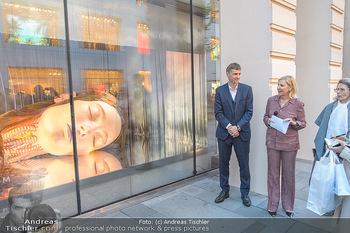 Swarovski Kunstinstallation - Swarovski Store Wien - Mo 08.04.2019 - 40
