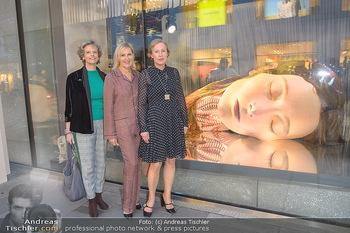 Swarovski Kunstinstallation - Swarovski Store Wien - Mo 08.04.2019 - Sabine HAAG, Carla RUMLER, Karola KRAUS43