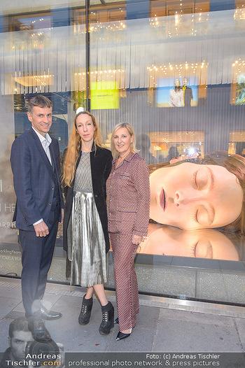 Swarovski Kunstinstallation - Swarovski Store Wien - Mo 08.04.2019 - Stefan ISSER, Iris VAN HERPEN, Carla RUMLER53