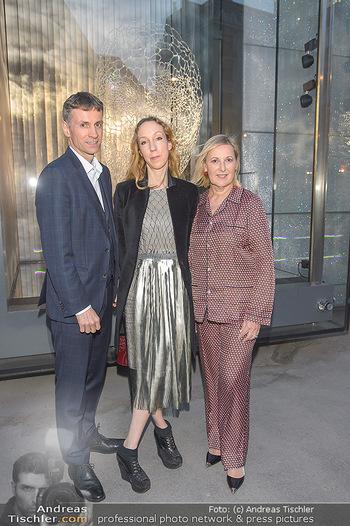 Swarovski Kunstinstallation - Swarovski Store Wien - Mo 08.04.2019 - Iris VAN HERPEN, Stefan ISSER, Carla RUMLER68