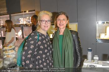 Swarovski Kunstinstallation - Swarovski Store Wien - Mo 08.04.2019 - Doris POMMERENING, Alexandra KASZAY72