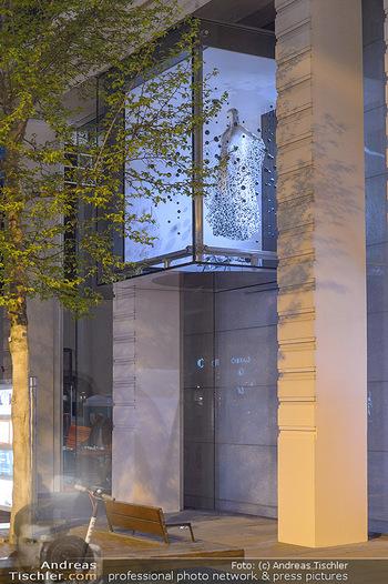 Swarovski Kunstinstallation - Swarovski Store Wien - Mo 08.04.2019 - 78