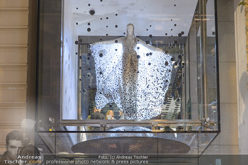 Swarovski Kunstinstallation - Swarovski Store Wien - Mo 08.04.2019 - 79
