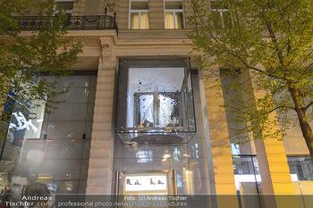 Swarovski Kunstinstallation - Swarovski Store Wien - Mo 08.04.2019 - 80