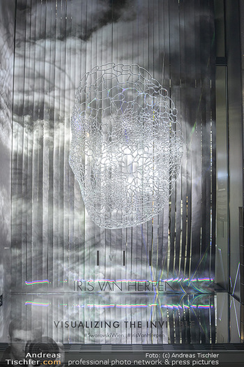 Swarovski Kunstinstallation - Swarovski Store Wien - Mo 08.04.2019 - 81