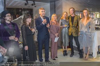 Swarovski Kunstinstallation - Swarovski Store Wien - Mo 08.04.2019 - 82