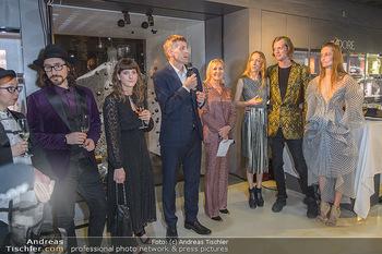 Swarovski Kunstinstallation - Swarovski Store Wien - Mo 08.04.2019 - 83