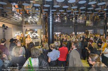 Swarovski Kunstinstallation - Swarovski Store Wien - Mo 08.04.2019 - 85