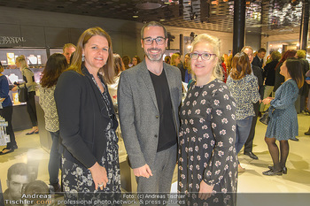 Swarovski Kunstinstallation - Swarovski Store Wien - Mo 08.04.2019 - 93