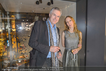 Swarovski Kunstinstallation - Swarovski Store Wien - Mo 08.04.2019 - Christoph THUN-HOHENSTEIN, Iris VAN HERPEN96