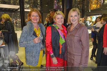 Swarovski Kunstinstallation - Swarovski Store Wien - Mo 08.04.2019 - 97