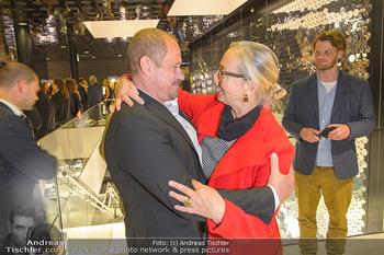 Swarovski Kunstinstallation - Swarovski Store Wien - Mo 08.04.2019 - Agnes HUSSLEIN, Gery KESZLER103
