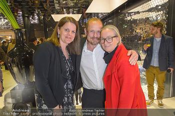 Swarovski Kunstinstallation - Swarovski Store Wien - Mo 08.04.2019 - 106