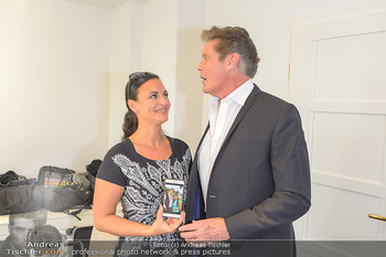 David Hasselhoff für Admiral PK - Novomatic Forum, Wien - Di 09.04.2019 - 28