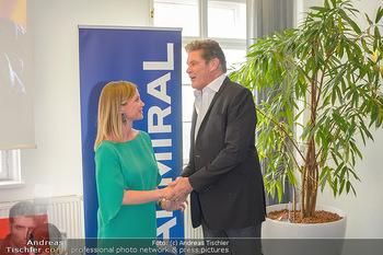 David Hasselhoff für Admiral PK - Novomatic Forum, Wien - Di 09.04.2019 - 29