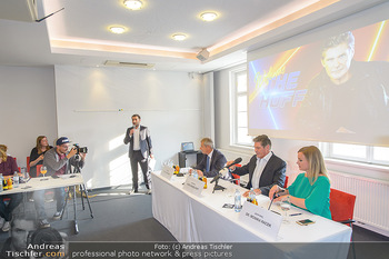 David Hasselhoff für Admiral PK - Novomatic Forum, Wien - Di 09.04.2019 - 33