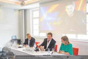 David Hasselhoff für Admiral PK - Novomatic Forum, Wien - Di 09.04.2019 - 34