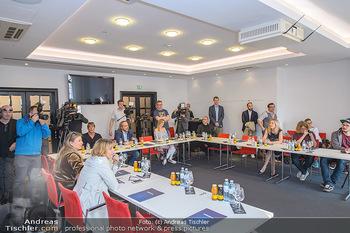 David Hasselhoff für Admiral PK - Novomatic Forum, Wien - Di 09.04.2019 - 36