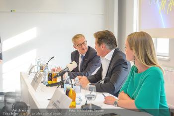 David Hasselhoff für Admiral PK - Novomatic Forum, Wien - Di 09.04.2019 - 37