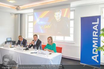 David Hasselhoff für Admiral PK - Novomatic Forum, Wien - Di 09.04.2019 - 40