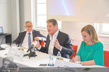 David Hasselhoff für Admiral PK - Novomatic Forum, Wien - Di 09.04.2019 - 41
