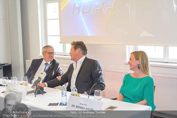 David Hasselhoff für Admiral PK - Novomatic Forum, Wien - Di 09.04.2019 - 46