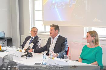 David Hasselhoff für Admiral PK - Novomatic Forum, Wien - Di 09.04.2019 - 47