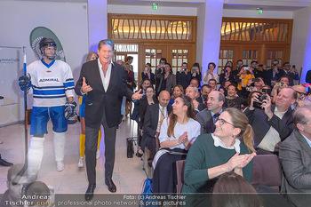 David Hasselhoff für Admiral PK - Novomatic Forum, Wien - Di 09.04.2019 - David HASSELHOFF70