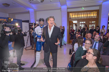 David Hasselhoff für Admiral PK - Novomatic Forum, Wien - Di 09.04.2019 - David HASSELHOFF71