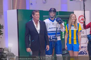 David Hasselhoff für Admiral PK - Novomatic Forum, Wien - Di 09.04.2019 - 74