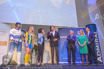 David Hasselhoff für Admiral PK - Novomatic Forum, Wien - Di 09.04.2019 - 79