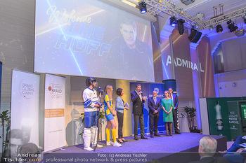 David Hasselhoff für Admiral PK - Novomatic Forum, Wien - Di 09.04.2019 - 87