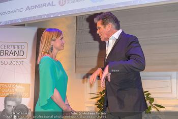 David Hasselhoff für Admiral PK - Novomatic Forum, Wien - Di 09.04.2019 - 93