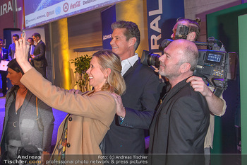 David Hasselhoff für Admiral PK - Novomatic Forum, Wien - Di 09.04.2019 - 98