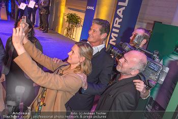 David Hasselhoff für Admiral PK - Novomatic Forum, Wien - Di 09.04.2019 - 99