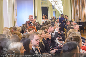 L´Official Launch Event - Französische Botschaft - Do 11.04.2019 - 14