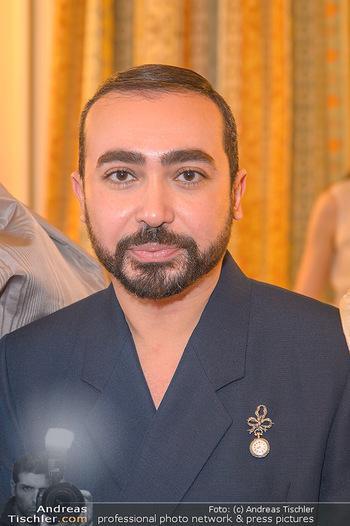 L´Official Launch Event - Französische Botschaft - Do 11.04.2019 - Mohammed ASHI (Portrait)28