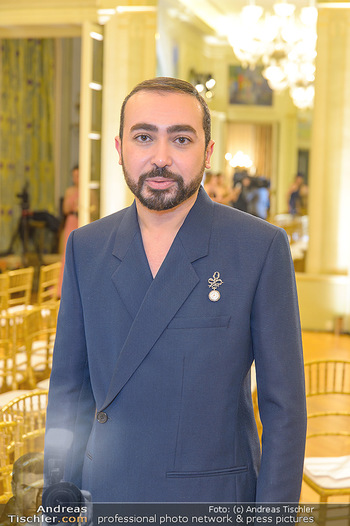 L´Official Launch Event - Französische Botschaft - Do 11.04.2019 - Mohammed ASHI (Portrait)35