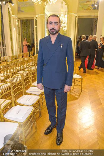 L´Official Launch Event - Französische Botschaft - Do 11.04.2019 - Mohammed ASHI38