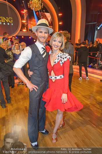 Dancing Stars - ORF Zentrum - Fr 12.04.2019 - Peter HACKMAIR,Julia BURGHARDT2